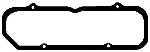 Прокладка крышки клапанной FIAT (пр-во Elring)                                                        арт. 154016