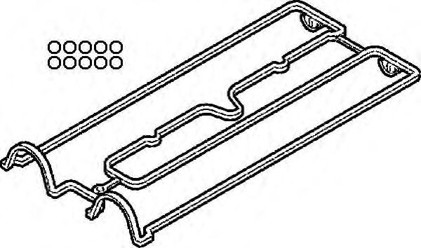 Комплект прокладки крышки клапанов  арт. 058880