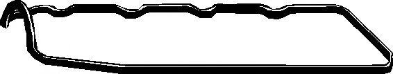 Прокладка крышки клапанной MITSUBISHI 1.6/1.8 4G32/4G37 (пр-во Elring)                                арт. 287059