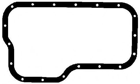 ELRING BMW Прокладка поддона 3 E30 нижняя ELRING 329606