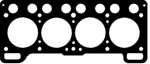 ELRING  RENAULT Прокладка головки блока R 1.4 VOLVO 340-345 (B14) ELRING 352072