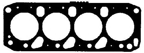 ELRING  FORD Прокладка головки блока -4K Escort, Fiesta, Mondeo 1.8D/TD 90- ELRING 424100