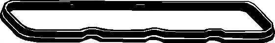 Прокладка, крышка головки цилиндра  арт. 553891