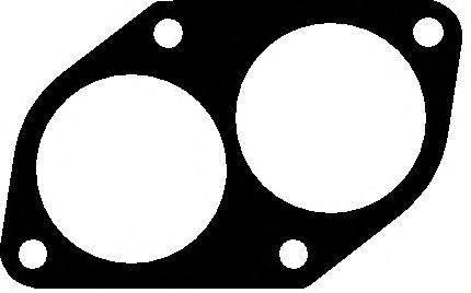 Прокладка трубы приемной OPEL 1.6/1.8/2.0 OHC (пр-во Elring)                                          арт. 644230