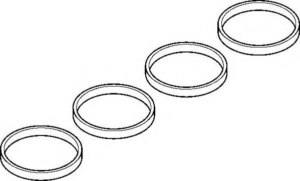 Комплект прокладок, впускной коллектор  арт. 007051