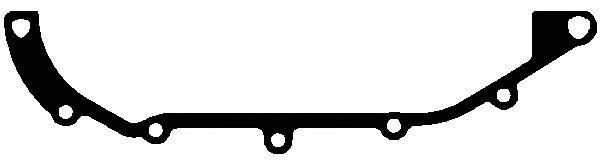 Прокладка передней крышки двигателя Прокладка передней крышки ELRING арт. 147660