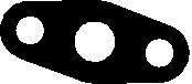 Прокладки турбокомпрессора Прокладка, впрыск масла (компрессор) ELRING арт. 756874