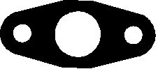 Прокладки турбокомпрессора Прокладка, выпуск масла (компрессор) ELRING арт. 756866