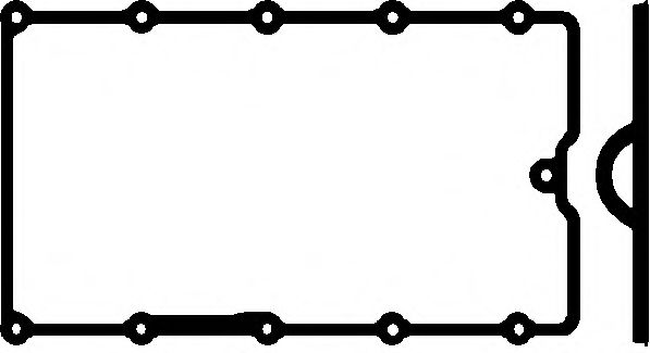 Прокладка крышки  арт. 005911