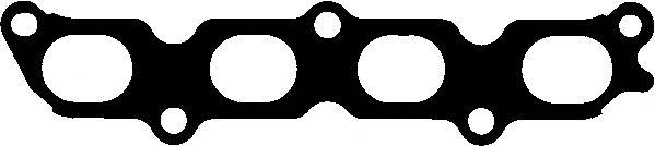 Прокладка, выпускной коллектор FORD 1.25/1.4/1.6 16V (пр-во Elring)                                   арт. 377811