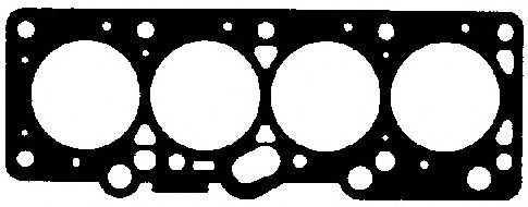 Прокладка ГБЦ Ford Fiesta 1.3/1.6 -94 (1.7mm)  арт. 814262