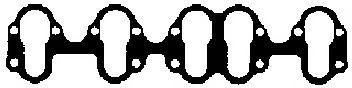 ELRING AUDI 034129717F ПРОКЛАДКА КОЛЛЕКТОРА ВПУСК. AUDI 100 2,3 (NF/NG) 86- ELRING 816507