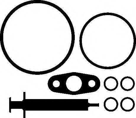 Монтажный комплект, компрессор  арт. 259930