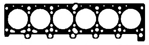 ELRING BMW Прокладка головки блока 320 2.0,2.3 6цил. толщина- 2.08мм ELRING 829994