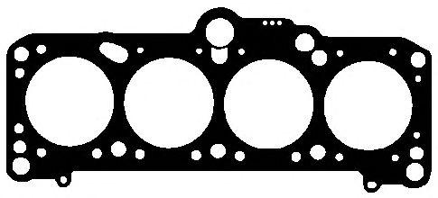 Прокладка головки блока AUDI/VW 1.6D/TD 85-92 3! 1.61MM (пр-во Elring)                               GOETZE арт. 891364