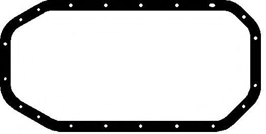 ELRING AUDI Прокладка поддона VW 1.3/1.4 -941.3D -90 ELRING 894079