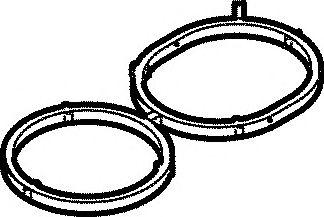 Прокладка, впускной коллектор  арт. 270370