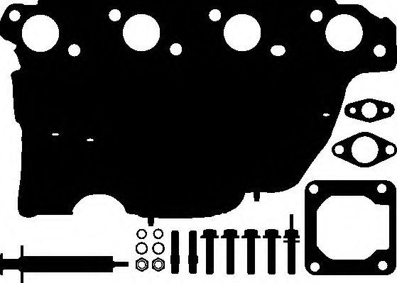 Комплект прокладок турбины Ford Transit 2.0TDCi 02-  арт. 733570