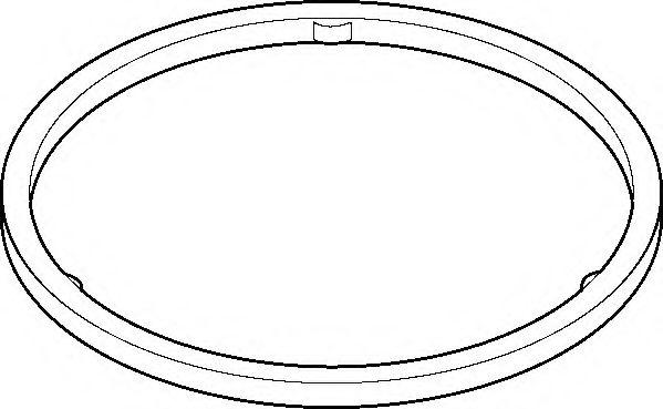 Прокладка, труба выхлопного газа  арт. 737660