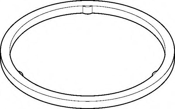 Прокладка, труба выхлопного газа  арт. 737710