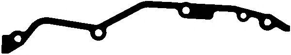 Прокладка передней крышки двигателя BMW Gasket timing case ELRING арт. 633930
