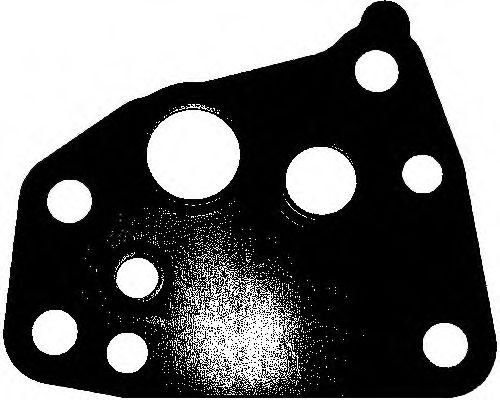 Прокладка двигуна металева  арт. 129030