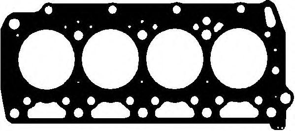 Прокладка головки блока RENAULT 2.1D/TD J8S 2R 1.80MM                                                 арт. 446383