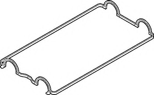 Прокладка кришки клапанов  арт. 752630