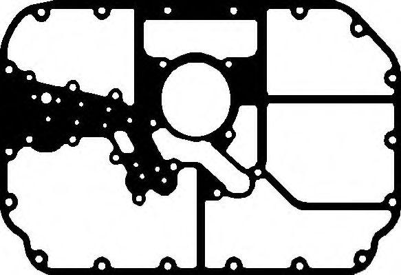 ELRING AUDI Прокладка поддона 80,A4 2.6 2.8 нижн. ELRING 921092