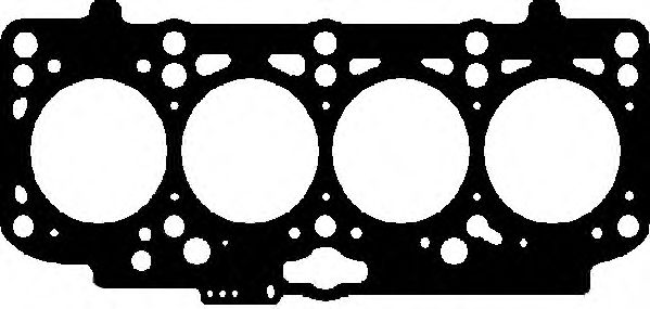 ELRING AUDI Прокладка головки блока A4,GOLF 1.9TDI 98- 3K ELRING 124012