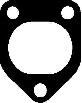 Прокладка двигуна металева  арт. 066670