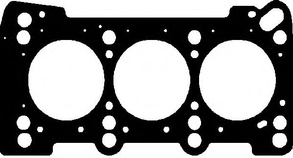 1! Прокладка головки VAG 2.5TDI AFB/AKN (3 CYL) 1.1mm ELRING 447472