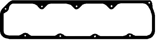 D Прокладка крышки головки блока Transit 88- ELRING 458200