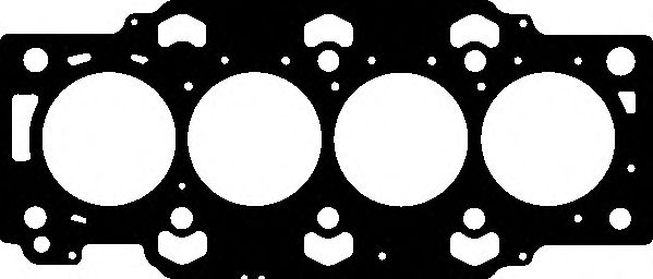 Прокладка головки блока металева  арт. 362420
