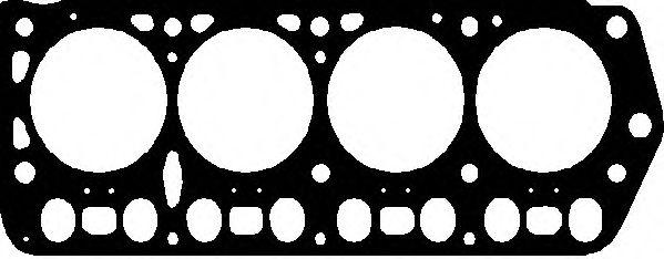 Прокладка, головка цилиндра  арт. 010100