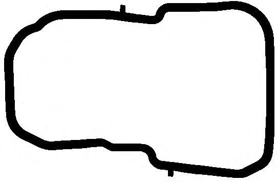 Прокладка АКПП MB W124/W126/W140/W201 (пр-во Elring)                                                 ELRING 445710