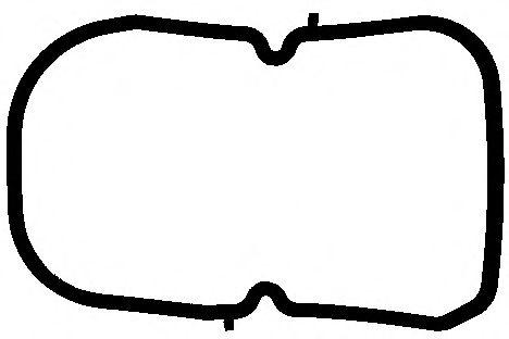 Прокладка АКПП MB W126/W140 (пр-во Elring)                                                           ELRING 921386