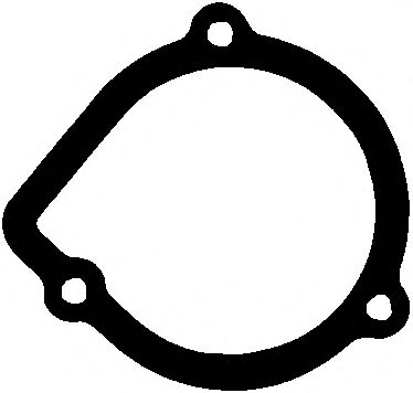 Прокладка картера Прокладка ELRING арт. 136490