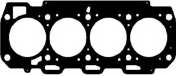 ELRING  FIAT Прокладка головки блока DOBLO 1,9JTD 01-, PUNTO 1.9JTD 99- 0K 0.82мм ELRING 217001