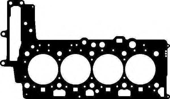 Прокладка головки блока металева  арт. 019331