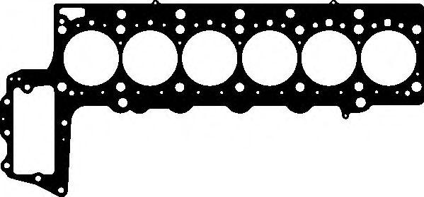 ELRING BMW Прокладка головки блока (1,57мм 2-отв.) E90/E60/E70 3,0d ELRING 058143