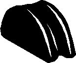 Прокладка клапанної кришки гумова  арт. 560715
