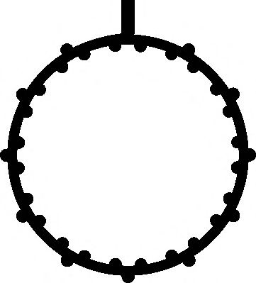 Прокладка впускного колектора  арт. 452120