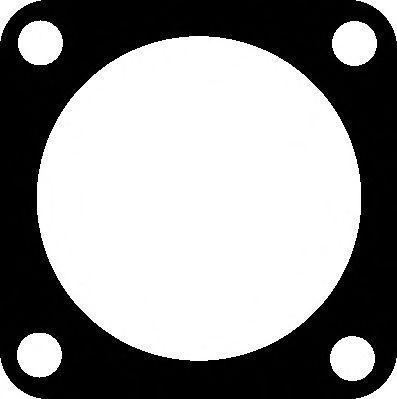 Впускной коллектор Прокладка, корпус впускного коллектора ELRING арт. 828661