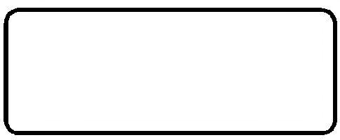 Прокладка клапанной крышки  арт. 144750