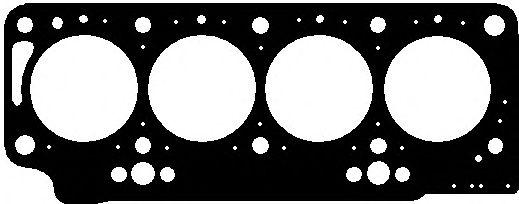 Прокладка головки блока RENAULT 1.9TD F8Q 1 1.36MM (пр-во Elring)                                    ELRING арт. 219721