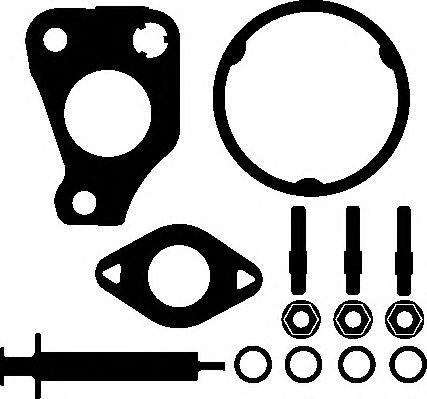 Турбокомпрессор Комплект прокладок турбины Fiat Doblo 1.3D/Opel Combo 1.3TDI 10- ELRING арт. 007810