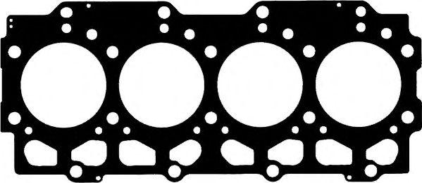 Прокладка головки блока металева  арт. 164861