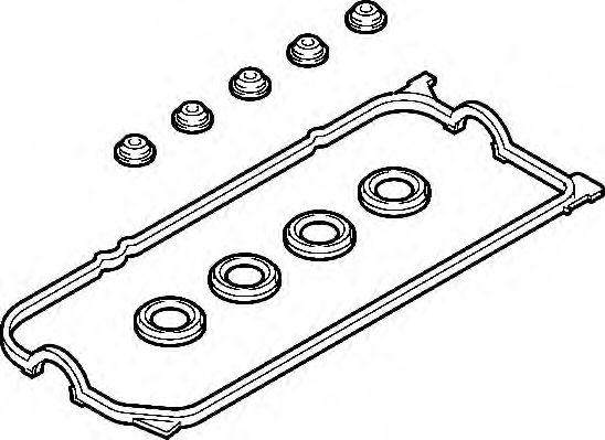 Комплект прокладок клап.кришки  арт. 389220
