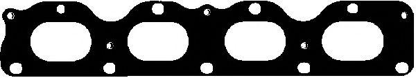 Прокладка, выпускной коллектор OPEL A16XER/A18XER/A18XEL/F14D4/F18D4 06- (пр-во Elring)               арт. 355340